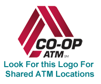 Surcharge-Free Co-op ATM Network logo