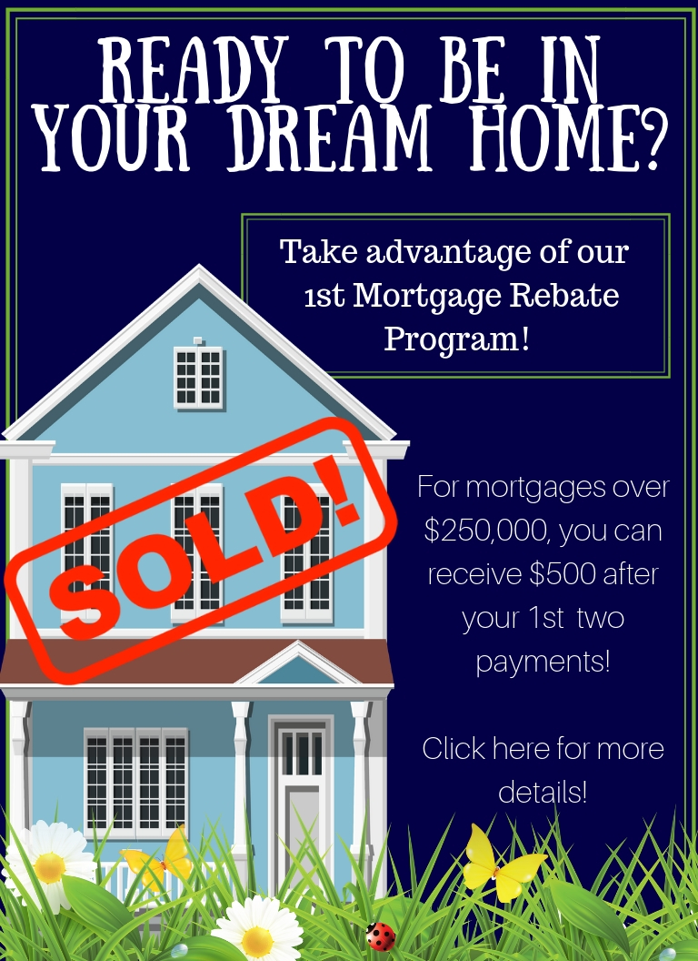 Mortgage rebate